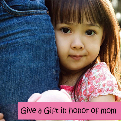 A Mother's Day Gift that Makes a Difference