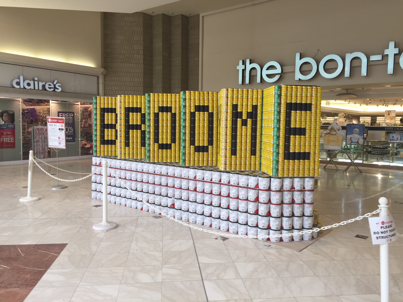 Canstruction of the Southern Tier   Food Bank of the ...