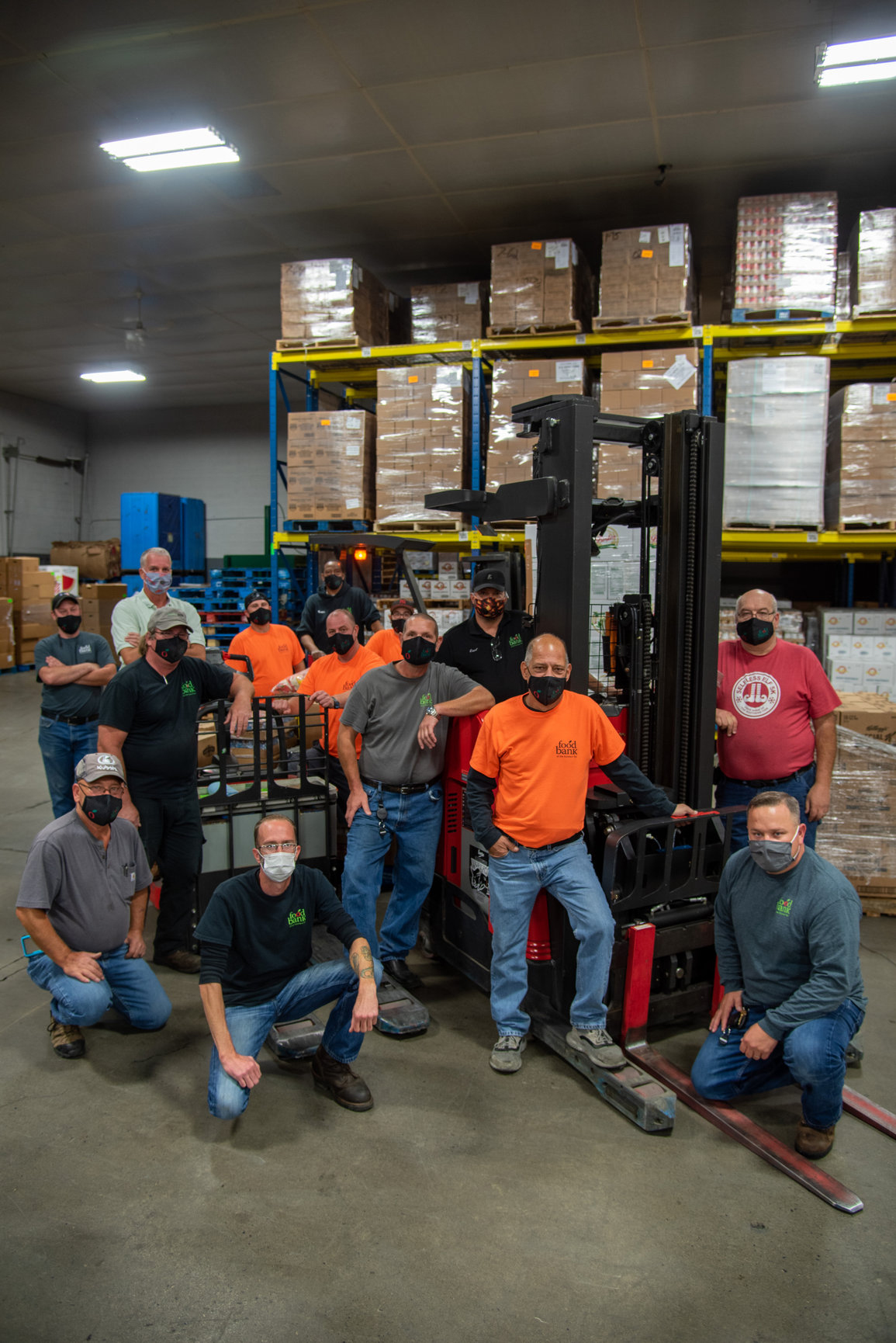 Pivoting to perishables   Food Bank of the Southern Tier