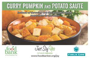 curry pumpkin recipe