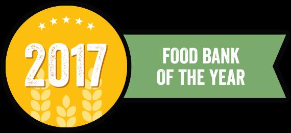 foodbankst logo food bank of the year 2017 - Home