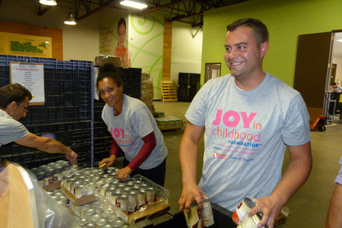 foodbankst ways to give packing cans - Ways to Give