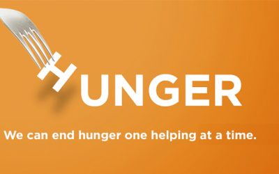 GO ORANGE THIS HUNGER ACTION MONTH!